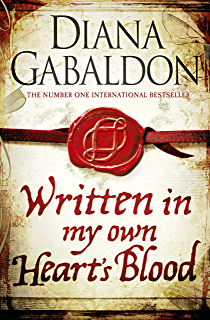 An outlander collection books 1 3 ebook diana gabaldon amazon written in my own hearts blood outlander book fandeluxe Gallery