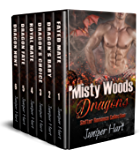 Misty Woods Dragons: Shifter Romance Collection (English Edition)