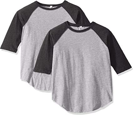 AquaGuard Girls Big Sportswear Fine Jersey Longer Length T-Shirt-2 Pack