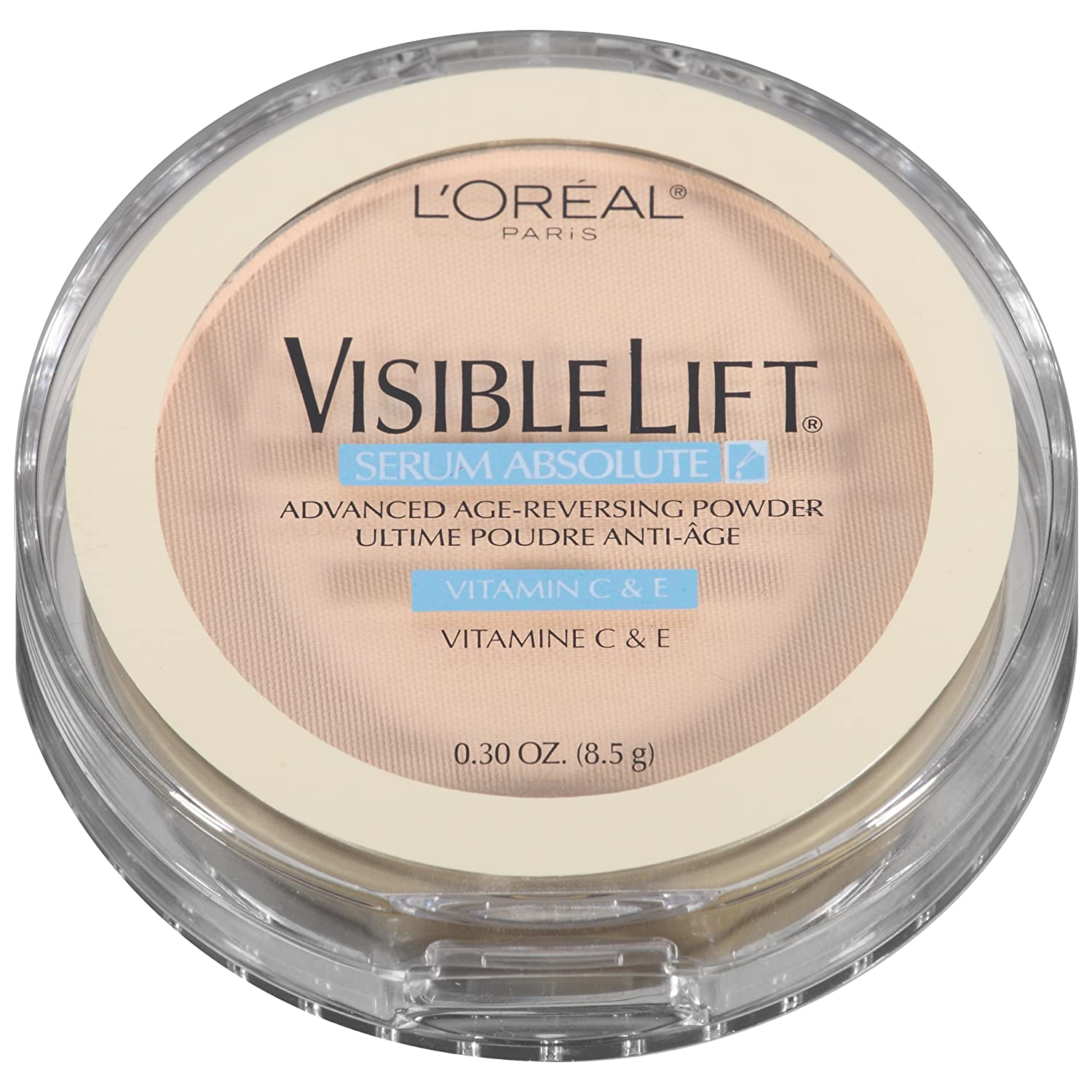 L'Oreal Paris Visible Lift Serum Absolute Advanced Age-Reversing Powder, Fair, 0.28 Ounces