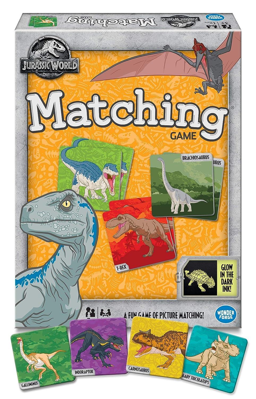 1ab5d44d1b2d2 Jurassic World Matching Game