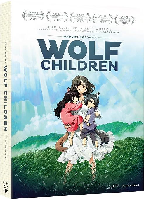 Imagen deWolf Children [Reino Unido] [DVD]