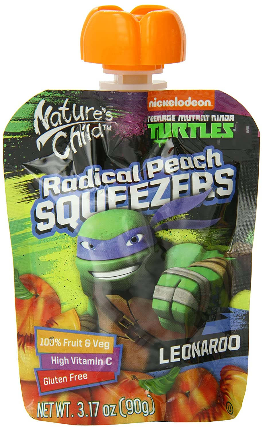 Amazon.com : Natures Child Teenage Mutant Ninja Turtles ...