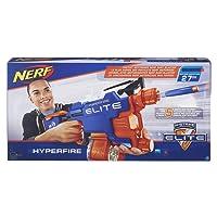 Hasbro Nerf B5573EU4 - N-Strike Elite Hyper-Fire Blaster, Spielzeugblaster