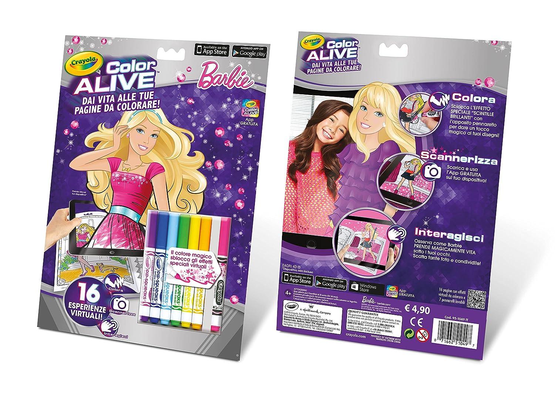 Crayola - Color Alive, libro para colorear con diseño Minions (95 ...