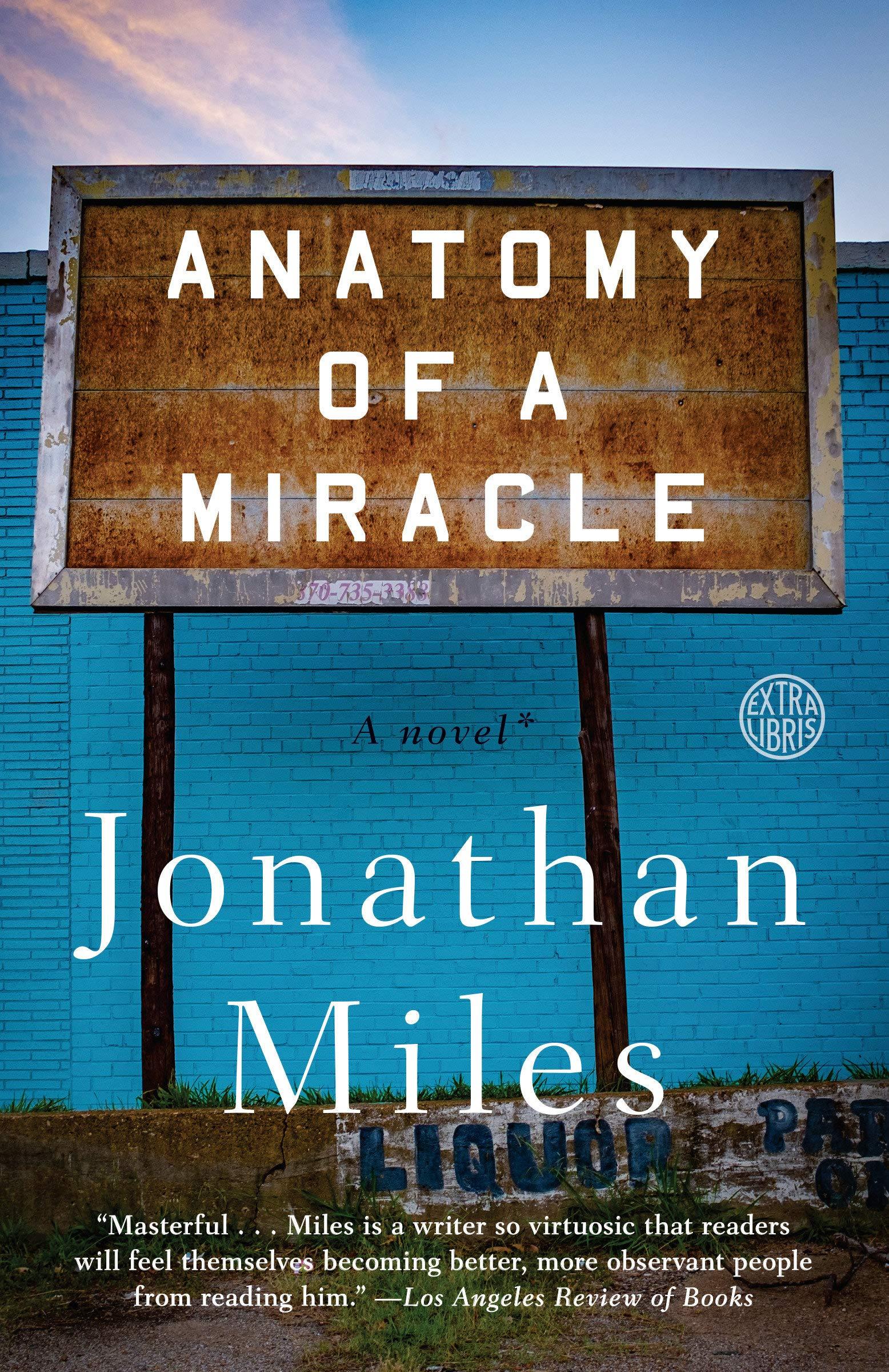 Anatomy of a Miracle: A Novel: Amazon.es: Miles, Jonathan ...
