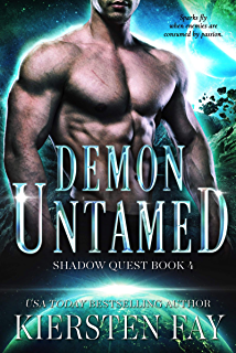 Amazon com: The Demon's Possession (Shadow Quest Book 1): Paranormal