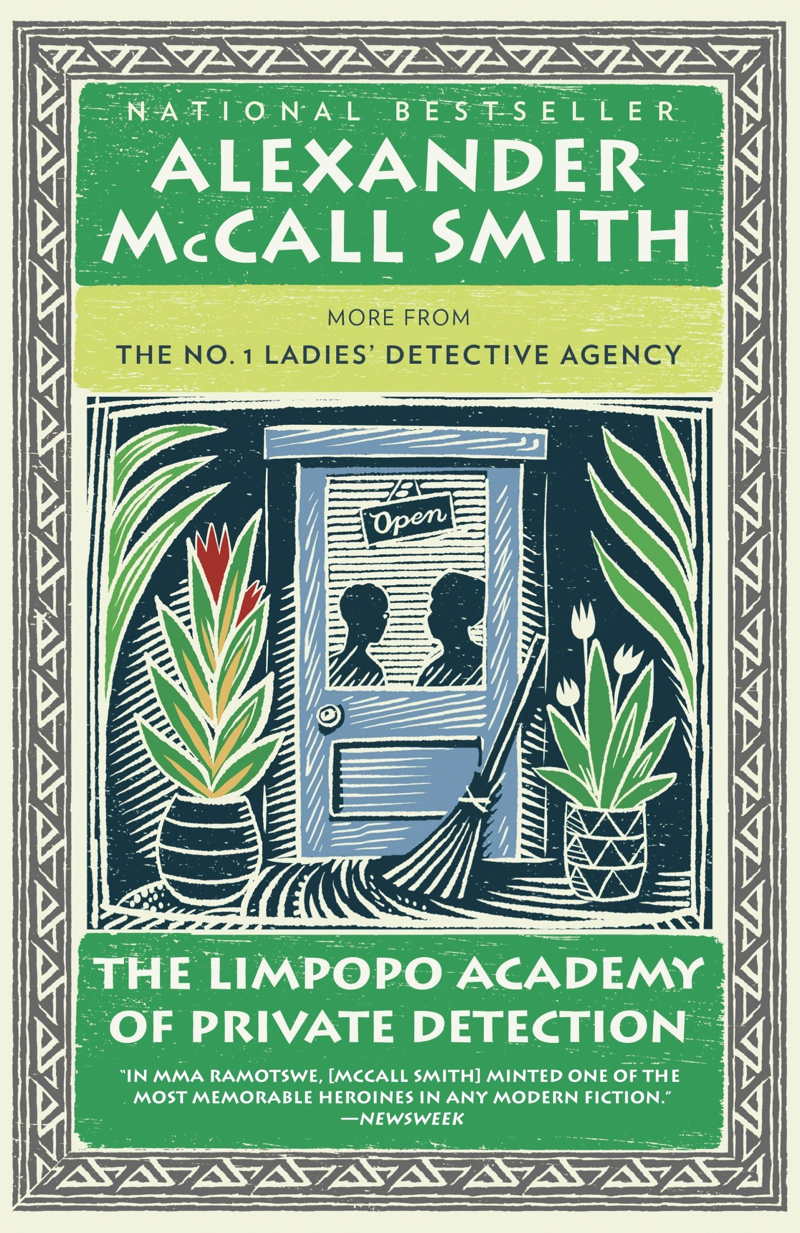 The Limpopo Academy of Private Detection (No. 1 Ladies' Detective Agency Series) ebook