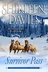 Survivor Pass (Redemption Mountain Historical Western Romance Book 5) Kindle Edition