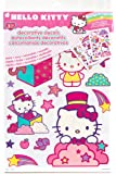 Hello Kitty Peel And Stick Wall Decals Quick,Easy,Removable,Reusable