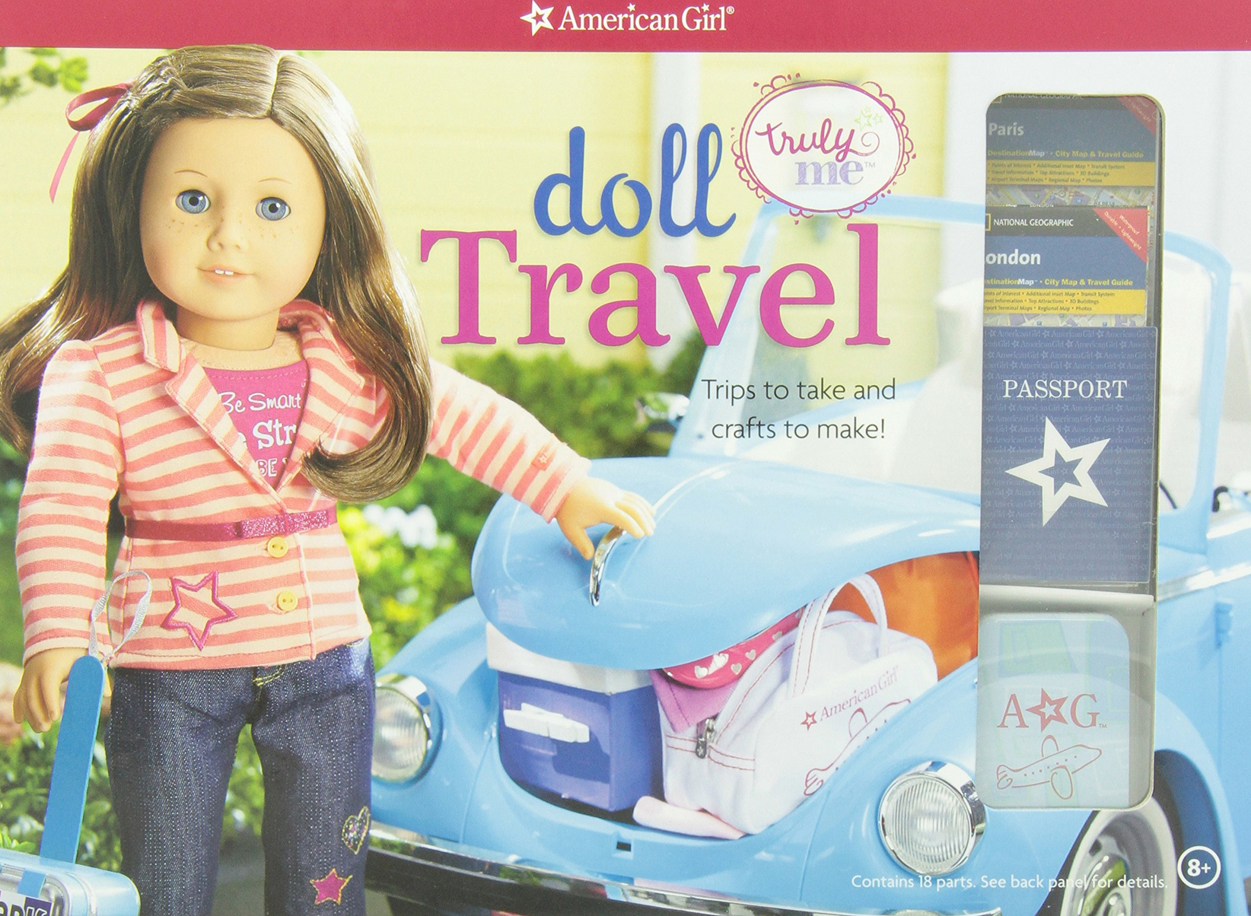 Doll Travel Trips To Take And Crafts To Make Truly Me