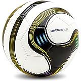 Soccer Ball Size 5 - Premium Adult & Youth Soccer Ball - Plus Over $497 in Online Soccer Training Bonuses!