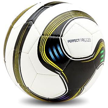Fútbol formación pelota – PREMIUM – Balón de fútbol, incluye bolsa ...