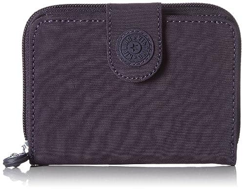 e868ce0a761e Kipling Womens Small Wallet - NEW MONEY Blue Purple C