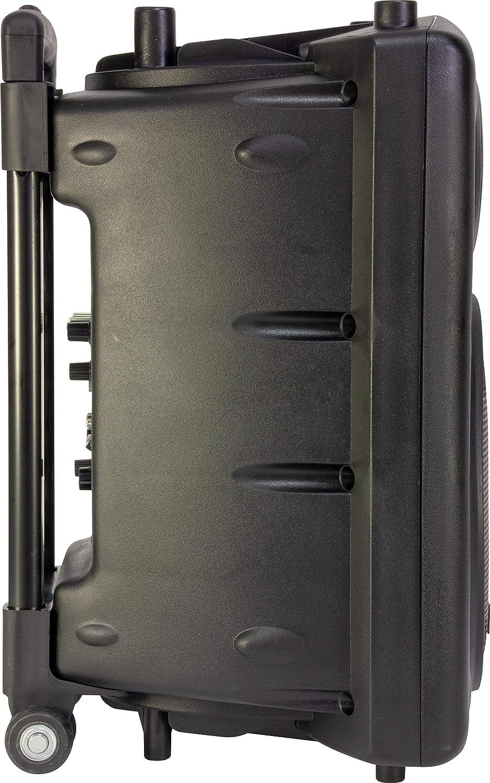 Ibiza Sound PORT10VHF-BT Sistema de sonido portátil y autónomo de ...