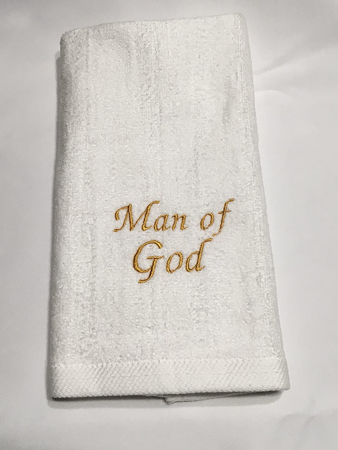 Christianwear Ministry Towel - Embroidered with