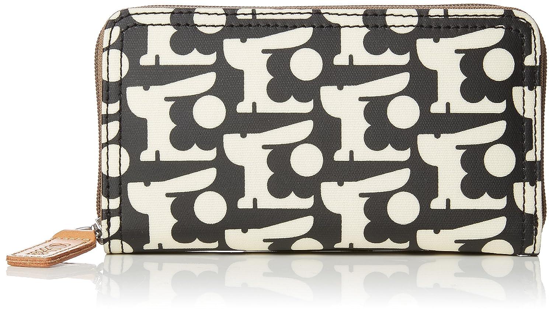 Orla Kiely Women's Big Zip Wallet, One Size Fits All 16AEBBY122