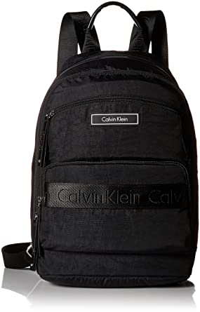 669798bcd3d Amazon.com: Calvin Klein Athliesure Nylon Backpack: Clothing