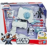 Galactic Heroes Star Wars First Order at-ST with Action Figures