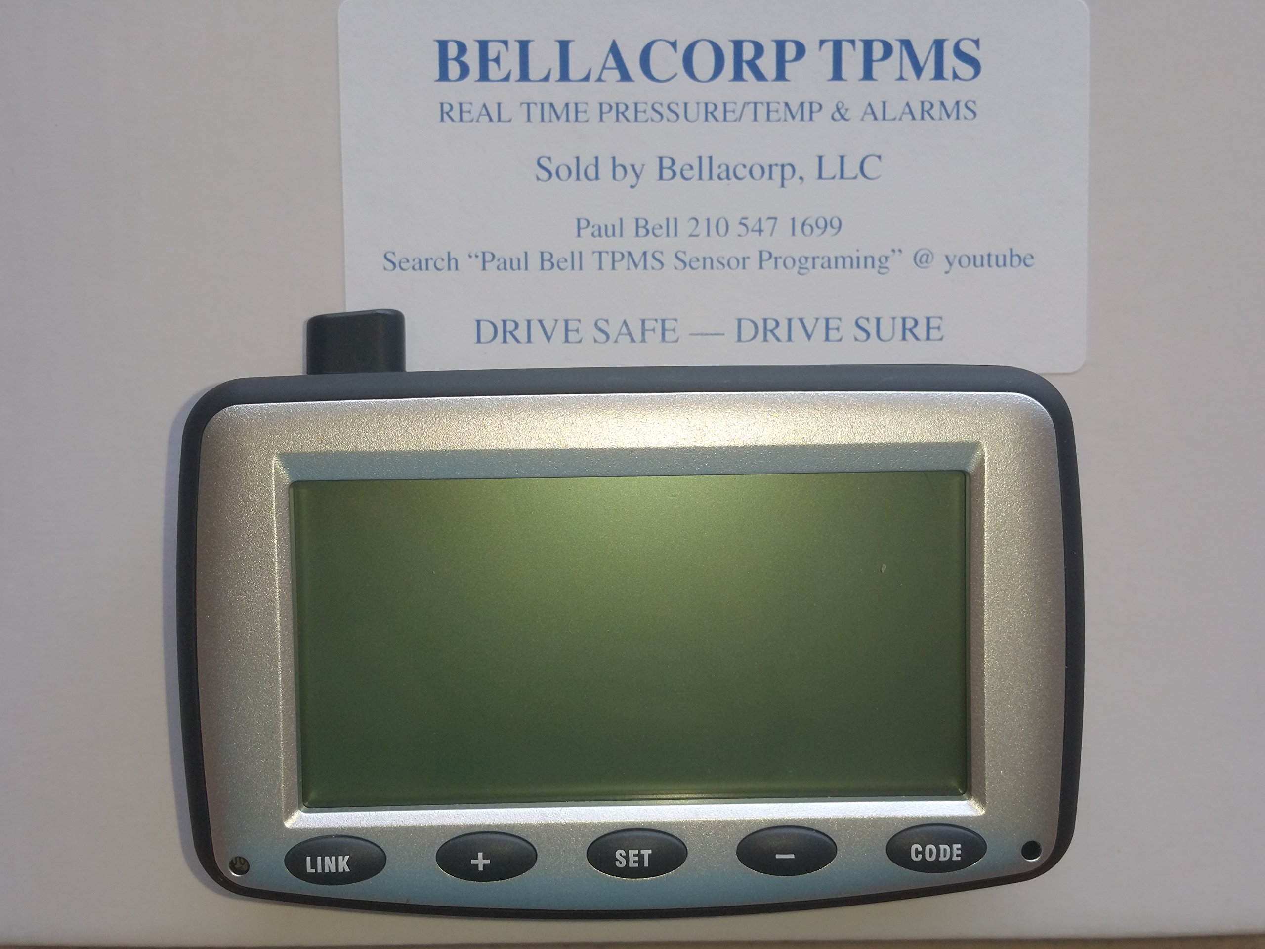 TPMS EK215T10 Tire Pressure Monitoring System by TPMS (Image #2)