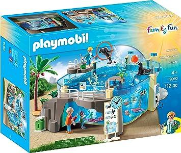 PLAYMOBIL- Acuario, única (9060): Amazon.es: Juguetes y juegos