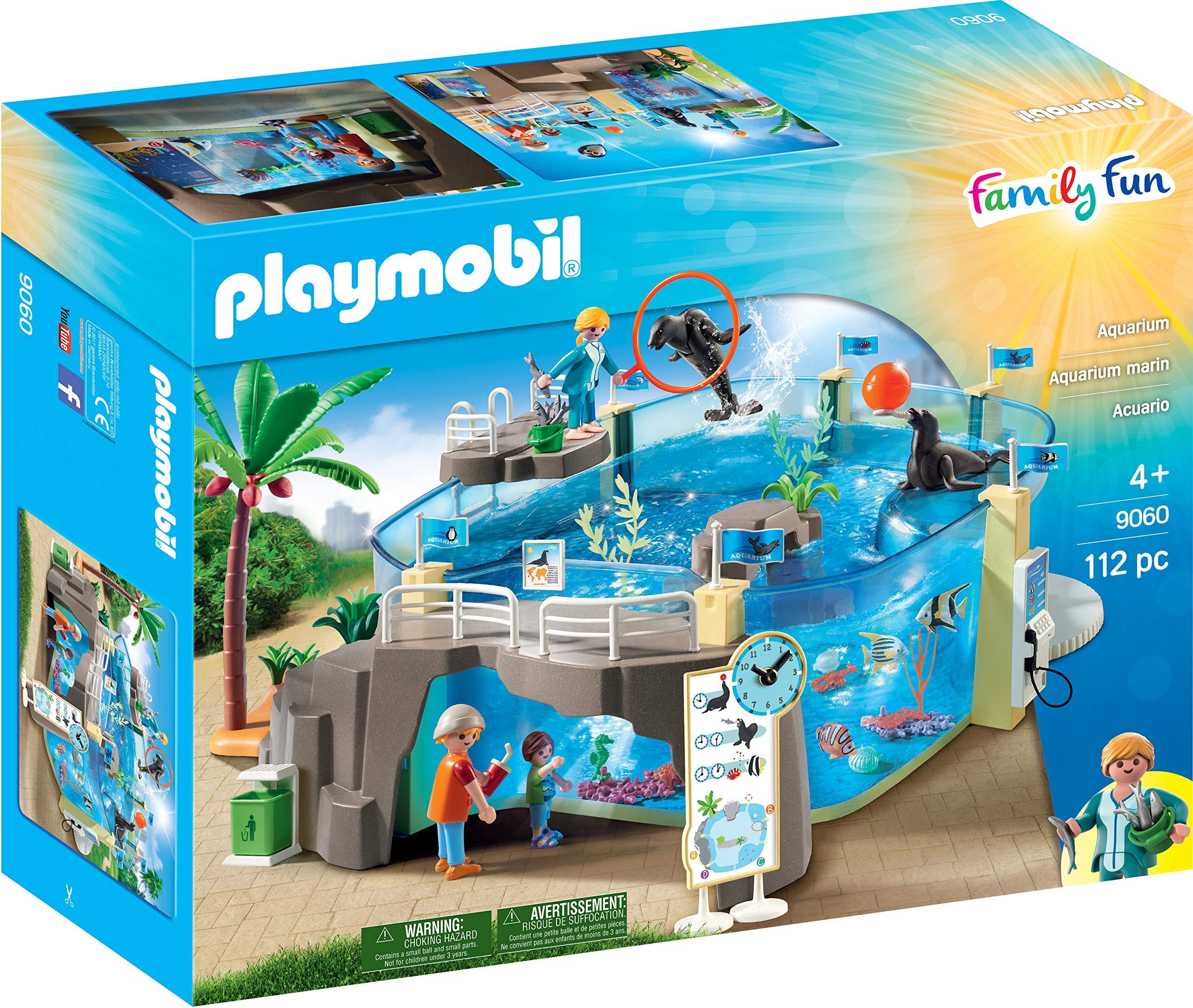 PLAYMOBIL Aquarium Building Set by Playmobil
