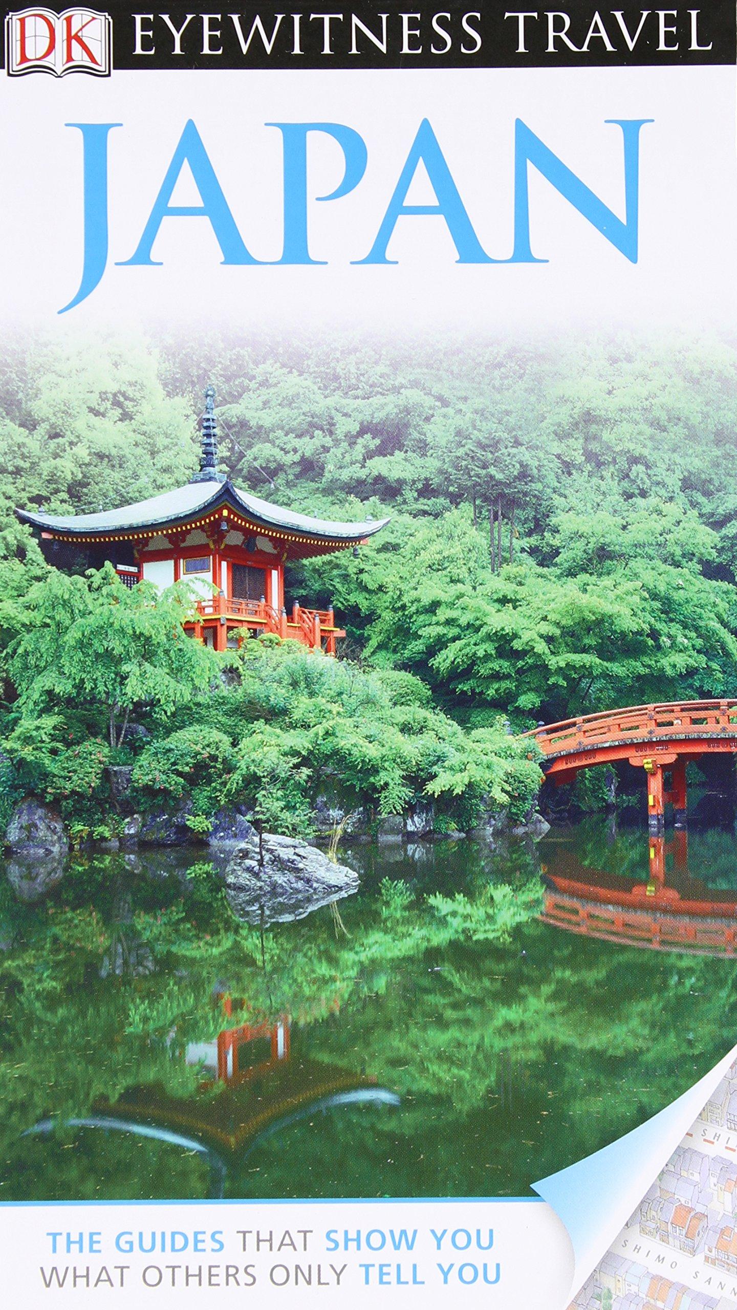 dk eyewitness travel guide japan john benson 9780756694739