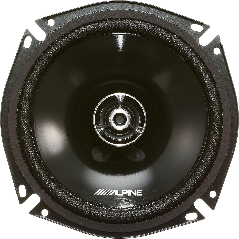 アルパイン 17cm コアキシャル2ウェイ グレードアップスピーカー STE-G170C