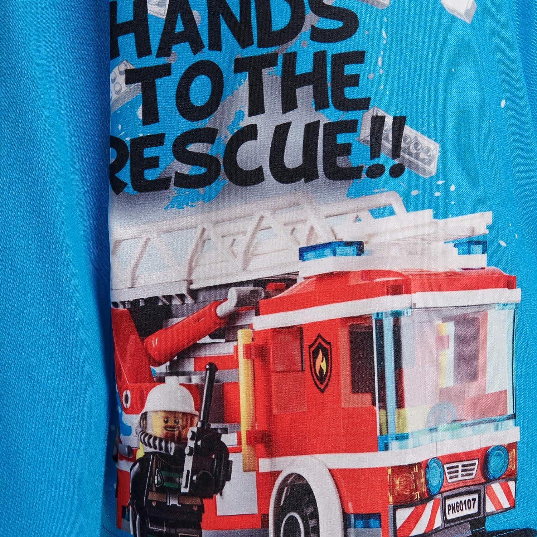 Lego Wear Lego City Cm T-Shirt Gar/çon