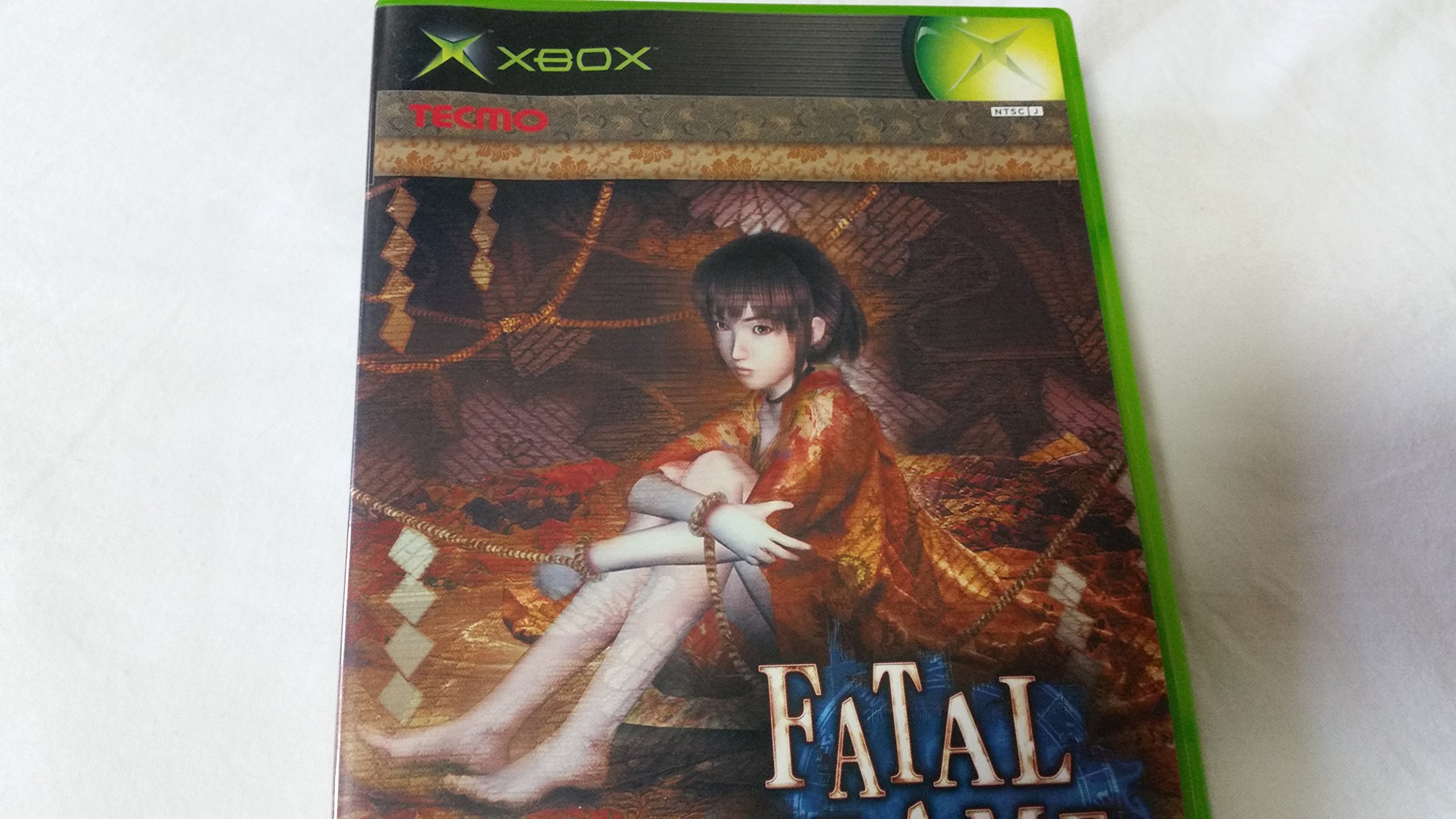 Amazon.com: Fatal Frame: Zero Special Edition [Japan Import]: Video ...