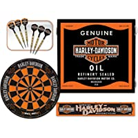 Harley-Davidson 61992 Kit de gabinete para Dardos de Aceite.