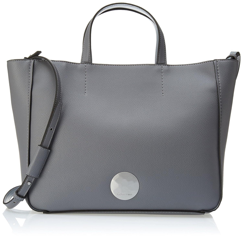 Calvin Klein Damen Olivia Large Tote Handtasche, 12x28x34 cm