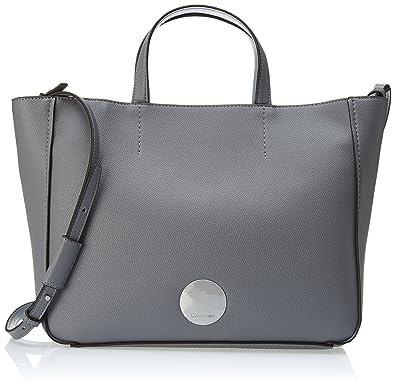 Calvin Klein METROPOLITAN - Handtasche - grey