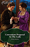 Convenient Proposal To The Lady (Hadley's Hellions)
