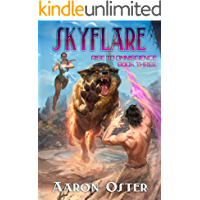 Skyflare (Rise To Omniscience Book 3)