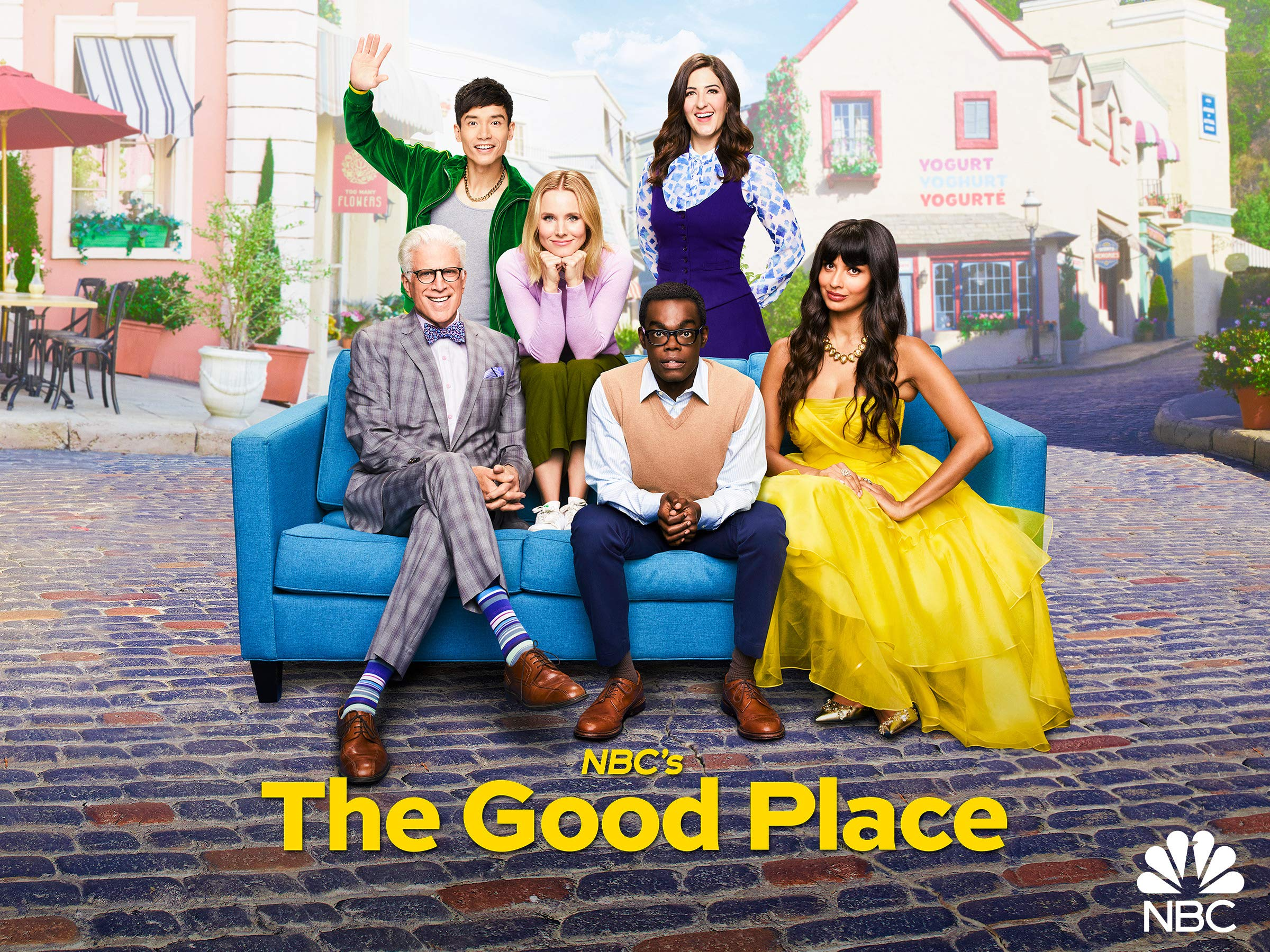 Image result for the good place""