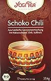 Yogi Tea Schoko Chili Bio, 3er Pack (3 x 37 g)