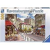Ravensburger Quaint Shops Puzzle 500pc,Adult Puzzles