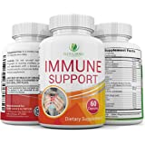 Maximum Immune Support Multivitamin Formula - Immunity Booster for Better Health & Wellbeing packed with Minerals Antioxidants & Vitamins - Over 20 Powerful Ingredients