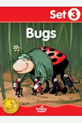 Budding Reader Book Set 3: Bugs