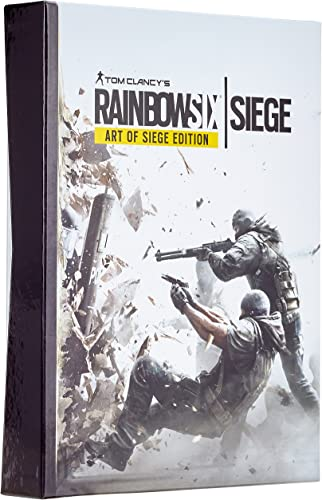 Tom Clancys Rainbow Six: Siege - Art Of Siege Edition ...