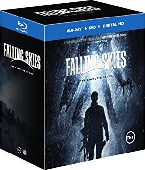 Falling Skies The Complete Series on Blu-ray
