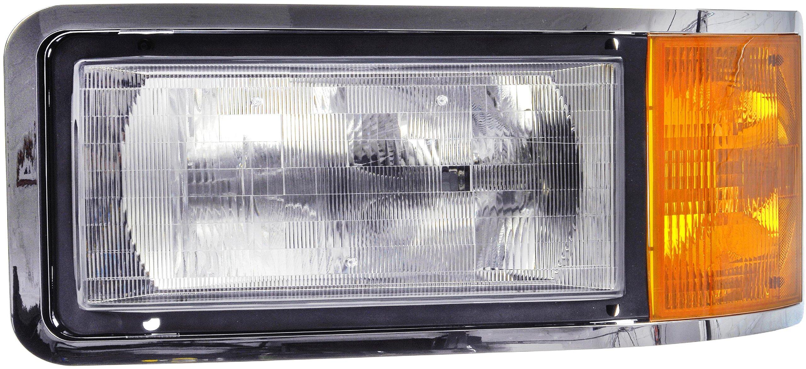 Dorman 888-5501 Passenger Side Headlight Assembly For Select Mack Models by Dorman