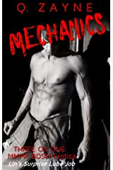 Mechanics: Curvy Lin's Suprise Lube Job (Three on One MMMF BDSM Erotica Book 3) Kindle Edition