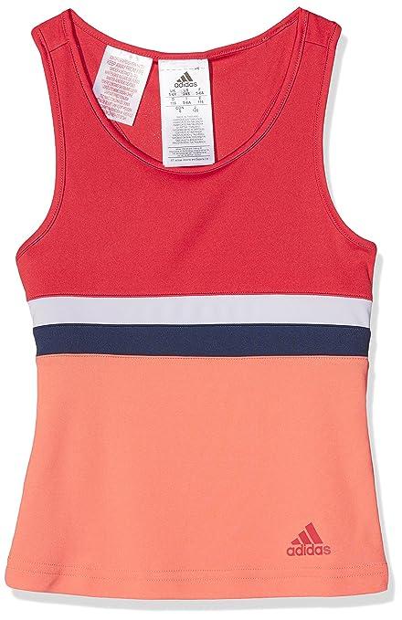 adidas Mädchen Club Sl T Shirt Tanktop: : Sport