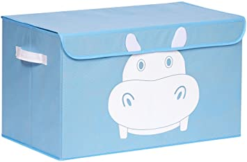 Katabird Storage Bin for Toy Storage - Large - Collapsible Chest Box Organizer with Lid for  sc 1 st  Amazon.com & Amazon.com : Katabird Storage Bin for Toy Storage - Large ...