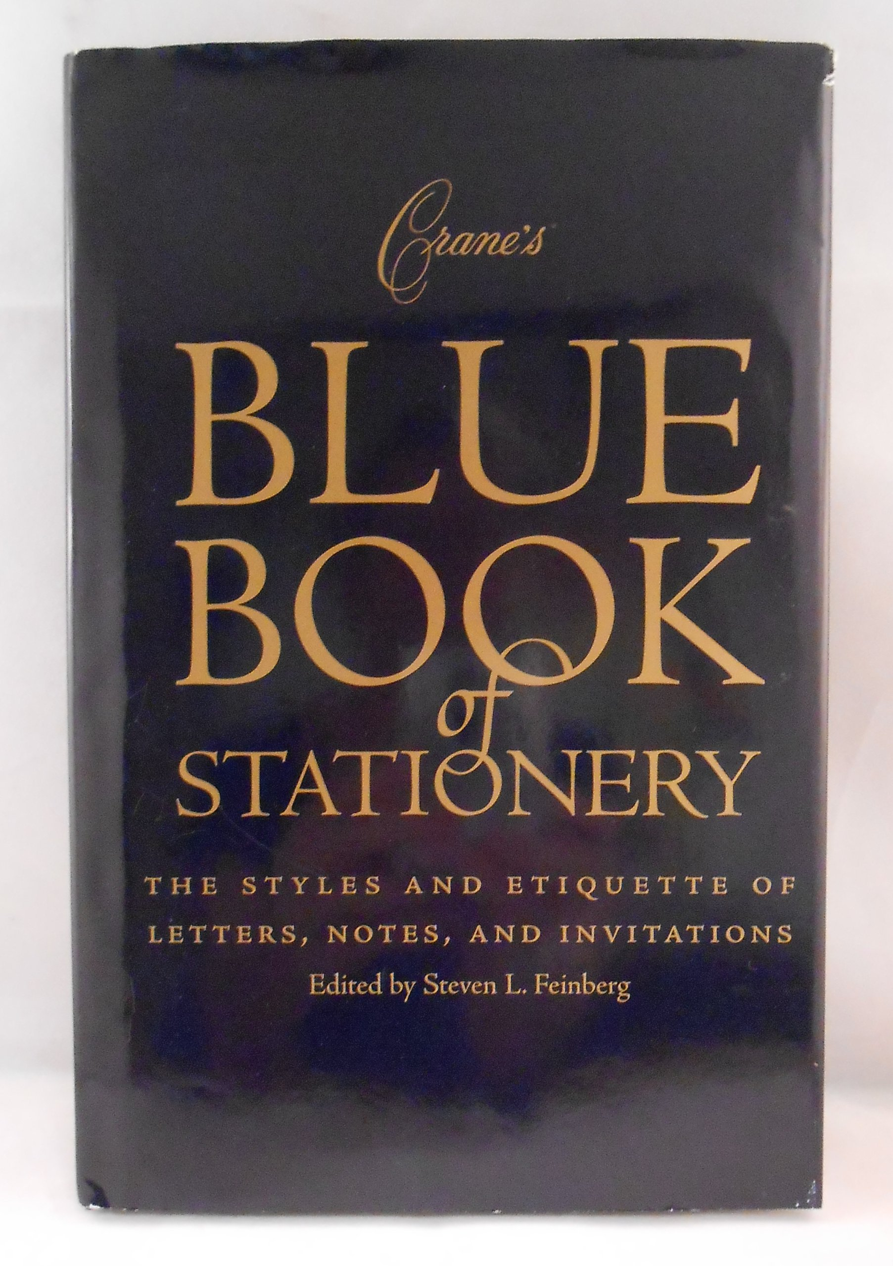 Crane's Blue Book of Stationery: The Styles and Etiquette of Letters, Notes, and Invitations pdf