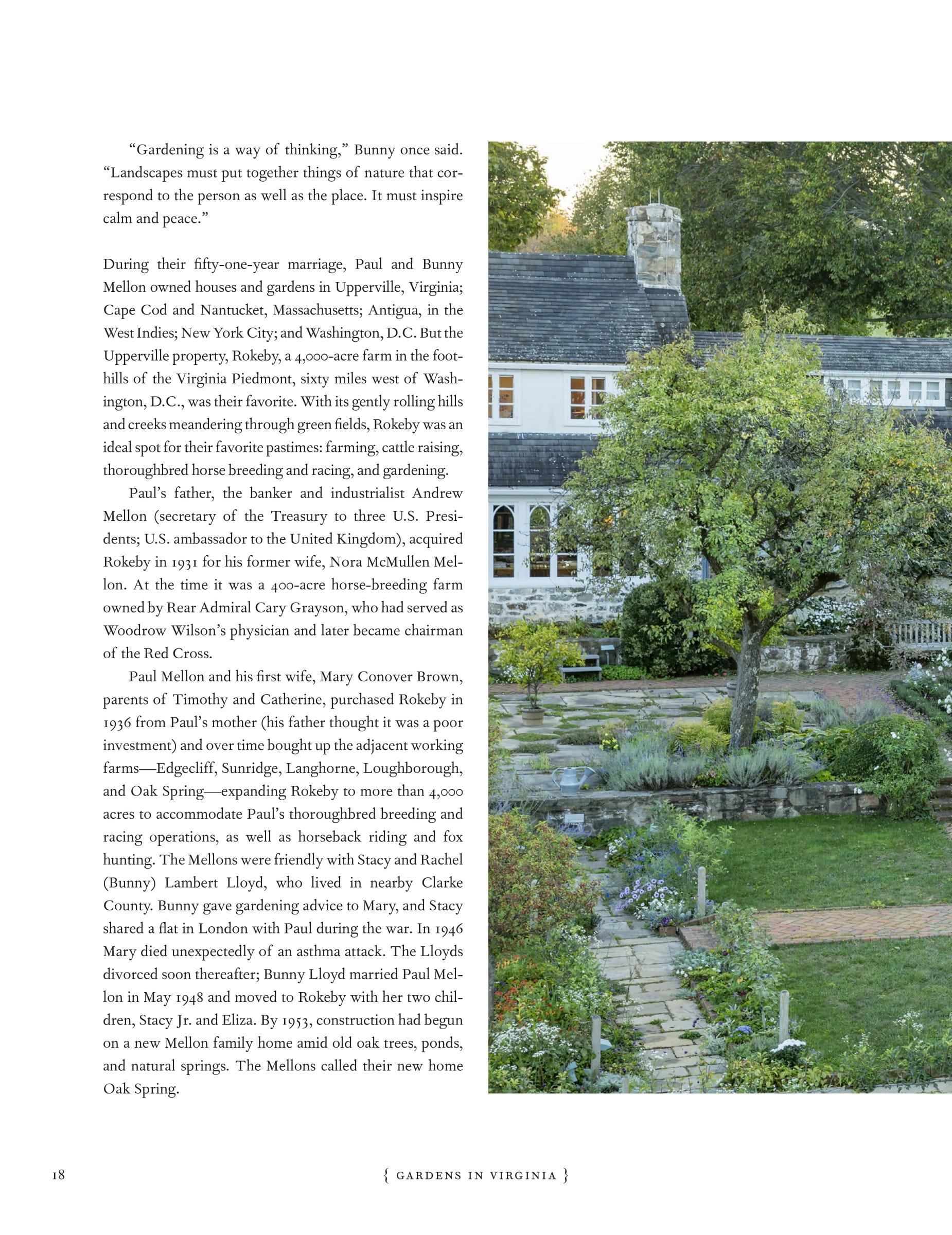 The Gardens of Bunny Mellon: Linda Jane Holden, Roger Foley, Peter ...
