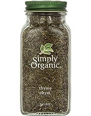 Simply Organic Organic Thyme Leaf, 31 gm