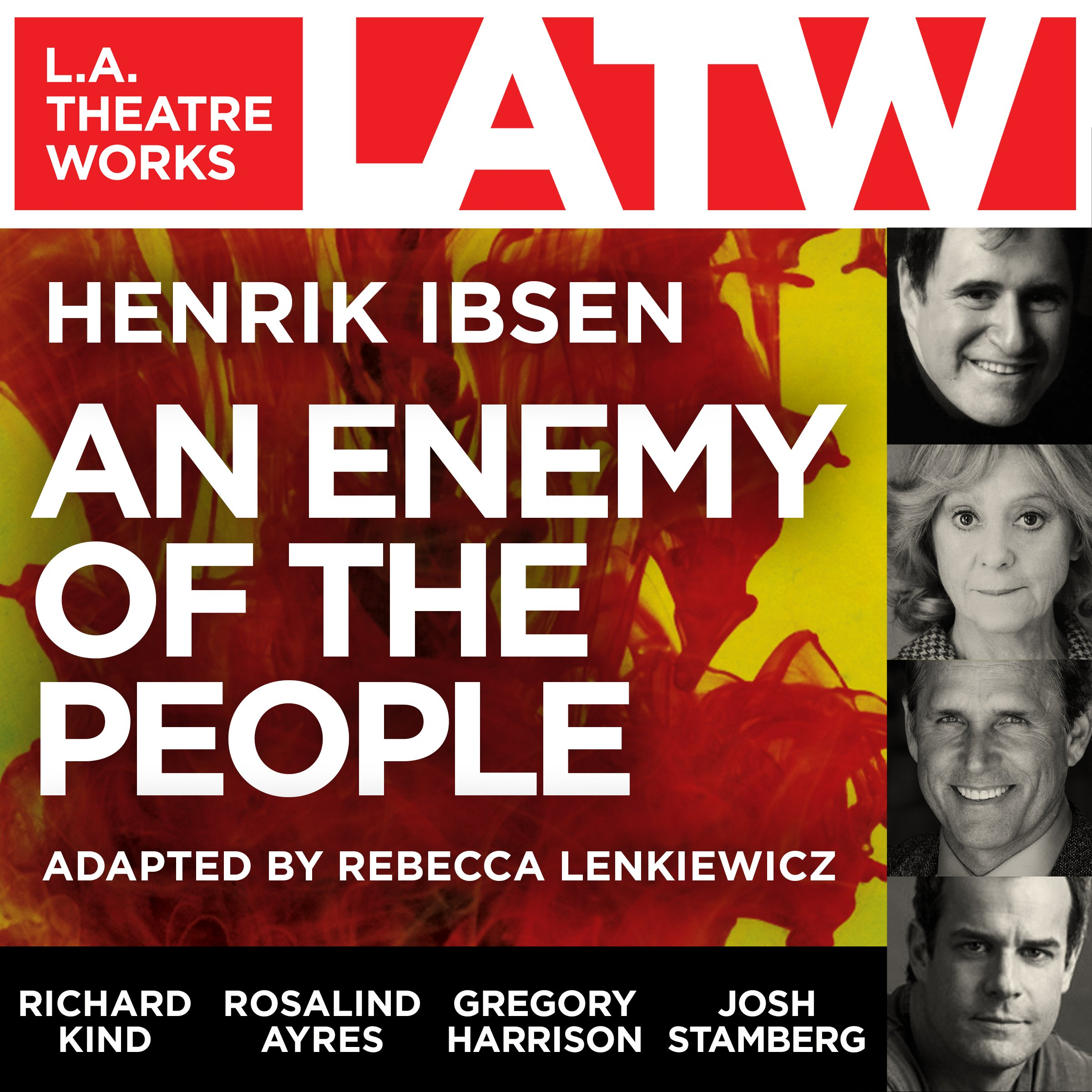An Enemy Of The People: Henrik Ibsen Translated By Rebecca Lenkiewicz:  9781580819596: Amazon: Books